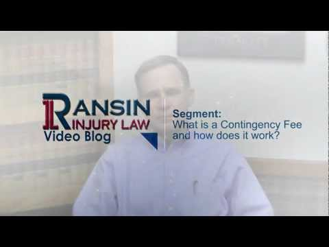 Contingency Fee by Ransin Injury Law | Personal Injury Lawyer Springfield Missouri