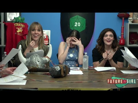 Future Girl Holiday Live Read Spectacular