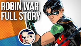 Robin War - Full Story | Comicstorian