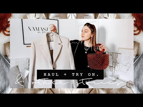 & OTHER STORIES HAUL + TRY ON | I Covet Thee