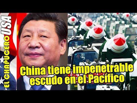 China despliega impenetrable escudo de misiles para defender el Pacífico