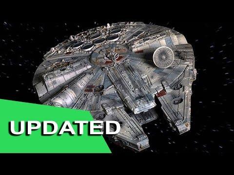 Perfect Grade Star Wars Millennium Falcon Model Kit Avoid