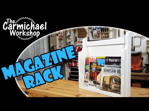 making-a-magazine-rack---easy-woodworking-project