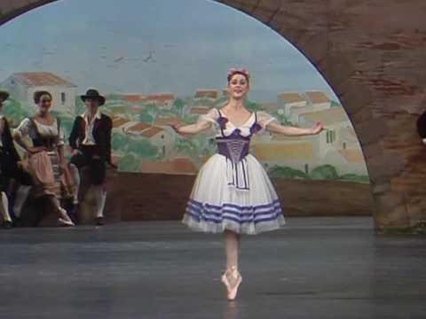Napoli Act 3 Pas de Six 1986 Royal Danish Ballet