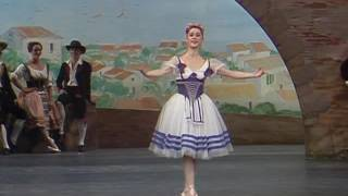 Napoli Act 3 Pas de Six 1986 Royal Danish Ballet