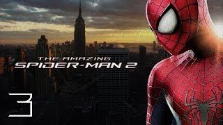 Прохождение The Amazing Spider-Man 2 (PC/RUS) - #3 Интервью Крейвена