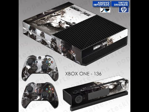xbox one skin rainbow six siege depoimento 511 matheus. Black Bedroom Furniture Sets. Home Design Ideas