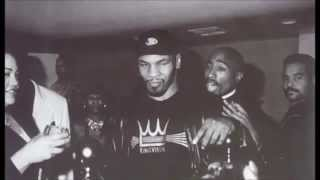 2Pac - Road To Glory Unreleased, Mike Tyson Dedication