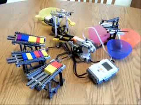 PnP - a LEGO Pick & Place Robot