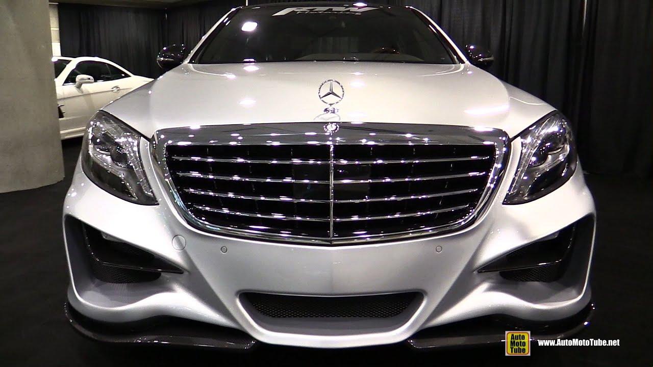 2015 Mercedes Benz S Class S550 Lorinser Exterior