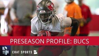 NFL Preseason Profile: Tampa Bay Buccaneers - Training Camp, Schedule, & Rumors