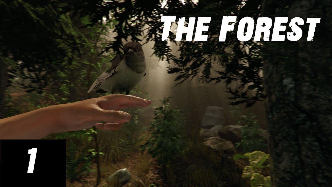 The Forest Auf Deutsch