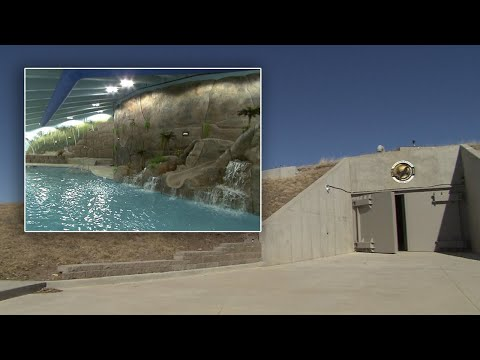 Go Inside the Luxury Underground Bunker With Its Own Movie Theater and Pool