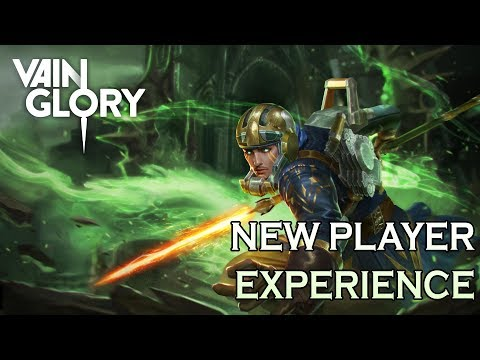Vainglory PC Alpha Gameplay - New Player Experience