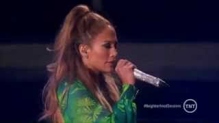 Jennifer Lopez - Aint It Funny ft. Ja Rule (Live at Bronx Concert) [Neighborhood Session on TNT] HD