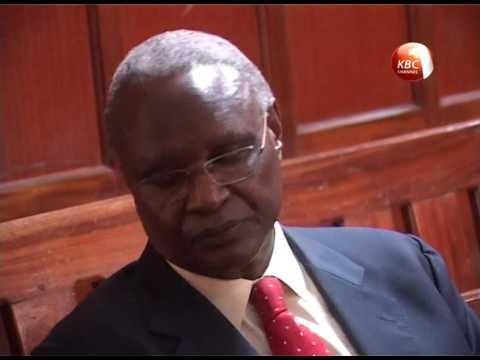 No bail for Willie Kimani murder suspects