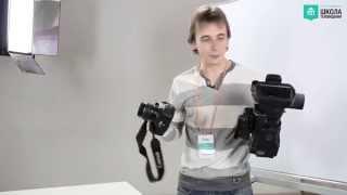 Выбираем между видеокамерой и dslr. Как снимать видео / VideoForMe - видео уроки