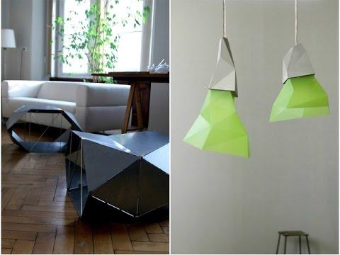 Интересный дизайн. Необычные решения. Геометрия