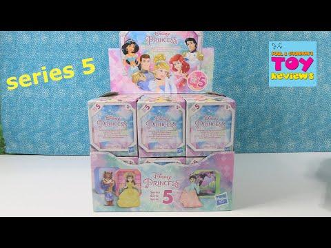Disney Princess Series 5 Shimmering Jewel Blind Bag Figure Unboxing   PSToyReviews