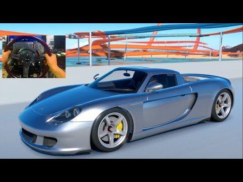Forza Horizon 3 GoPro Hot Wheels 100% LP Ep5 - Twin Turbo Carrera GT