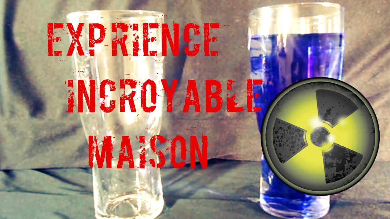 Exp rience scientifique incroyable faire la maison tuto fr hd youtube - Experience scientifique a faire a la maison ...
