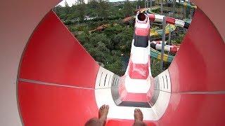Coaster Volcano Water Slide at Jogja Bay Waterpark thumbnail