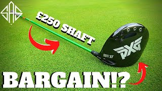 YOU WON'T BELIEVE HOW MUCH I PAID FOR THIS PXG DRIVER...