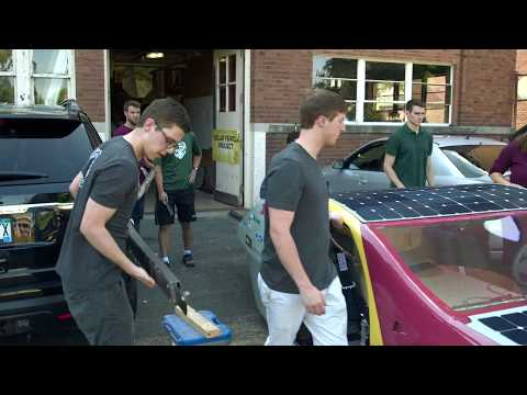 University of Minnesota Solar Vehicle Project