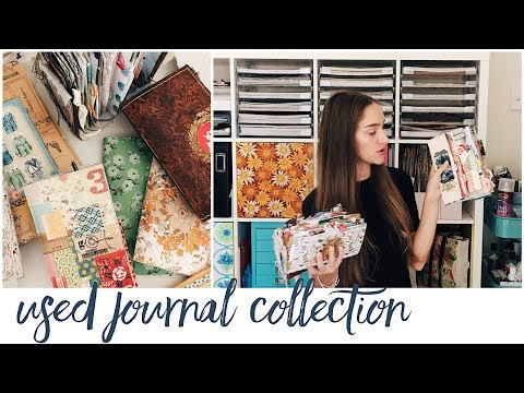 My Journal Collection | Used Journals