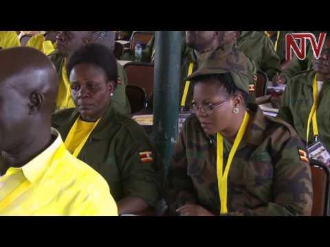 Should NRM MPs and civil servants wear UPDF uniforms?