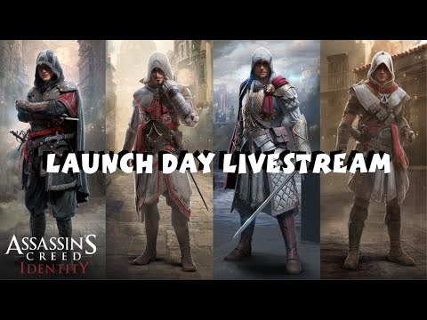 Assassin's Creed Identity (by Ubisoft) - iOS / Android -  HD Gameplay (Livestream 4)
