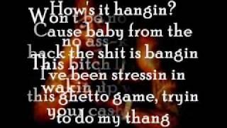 Tupac Shakur SKANDALOUZ (Lyrics)