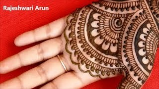 New Latest Fullhand Mehndi Designs 2019 *Easy Bridal Mehndi Designs * Simple Henna designs