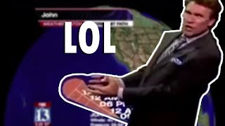 Funny Live TV Bloopers | News Fails P.1
