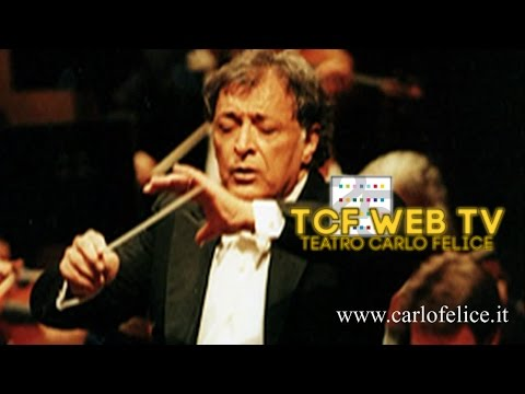 Teatro Carlo Felice - Zubin Mehta e Rudolf Buchbinder in concerto 22/11/2010