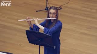 University Music Scholars 2018