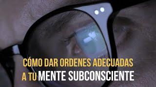 DECRETA UNA COSA Y SE CUMPLIRÁ - Cómo dar ORDENES ADECUADAS a tu MENTE SUBCONSCIENTE - JOSEPH MURPHY