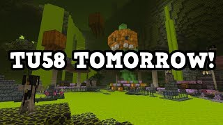 Minecraft Xbox 360 / PS3 TU58 UPDATE Is Out TOMORROW
