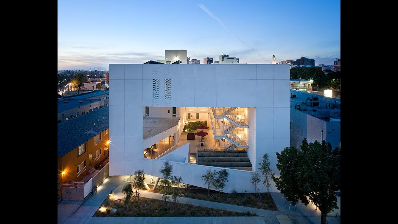 Ordinaire Community By Design: Skid Row Housing Trust