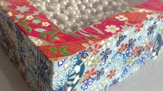 Create A Beautiful Washi Tape Jewelry Box - Style - Guidecentral