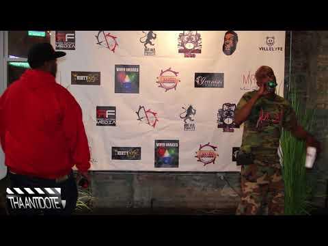 ThaAntidote.com - Feb 11th  - D Matic Da Beast & Black Da Gutta Baby Performance (Video)