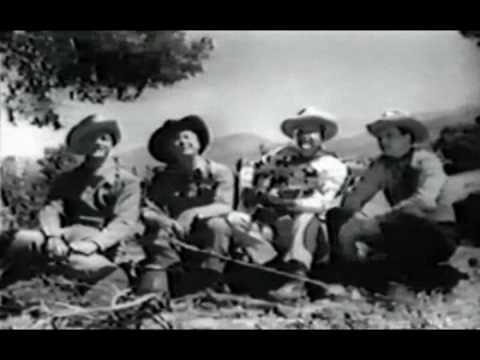 Foy Willing & The Riders of the Purple Sage, Part 1 (1950s)