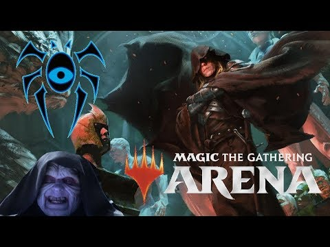 DIMIR SURVEIL AGGRO (Guilds of Ravnica) | Magic: The Gathering Arena - Open Beta Launch