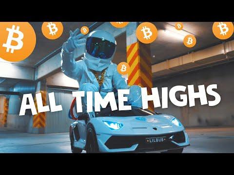 Congratulations (Post Malone Bitcoin Parody) BTC All Time High 🚀
