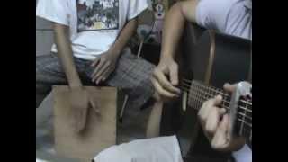 Loi yeu thuong guitar - banh