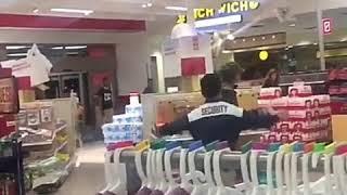 me harassing YG staff for square three