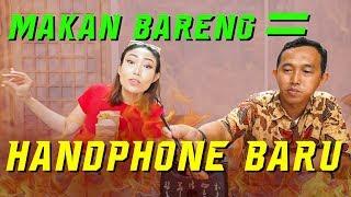 MABAR - Makan Bareng - BATTLE || Pak Supir Datar VS Buawa