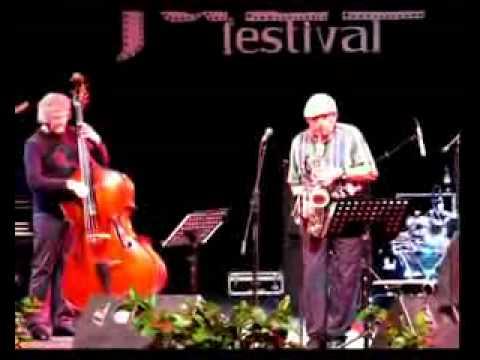 Jiri Stivin   Ali Haurand No More Chains Live @ Kronstadt Brasov Jazz Festival Sept. 2008.flv