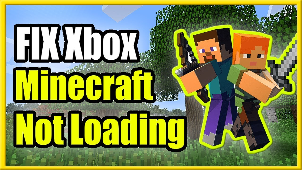 How to FIX Minecraft Wont load & Stuck on Xbox One (Fast Method!)