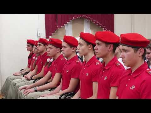 Увековечение памяти Героя Советского Союза Андрея Антоновича Бельгина